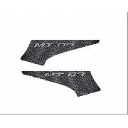 Adesivo Protetor Tankpad Yamaha Mt07 Mt-07 Mt 07 Mt033
