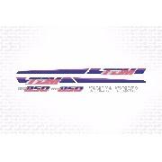 Kit Adesivo Yamaha Tdm 850 Tdm850 Yhtdm85012