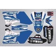 Kit Adesivo Moto Cross Trilha Yamaha Yz 426 Mt004