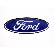 Adesivo Ford Focus Resinado Traseiro Fcrs01