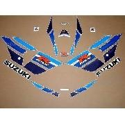 Kit Adesivos Suzuki Gsxr 1000 2013 Branca Sz100013br