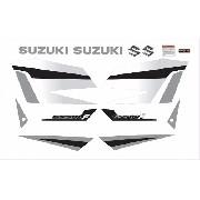 Kit Adesivos Suzuki Gs500f Gs 500f 2005 Gs001