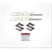 Kit Adesivos Suzuki B-king 1300 Branca Bking Bk001