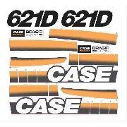 Kit Adesivos Case 621d