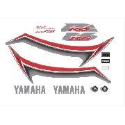Kit Adesivos Yamaha R6 2009 Branca R609br
