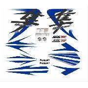 Kit Adesivos Suzuki Hayabusa Gsx 1300r 2011 Branca