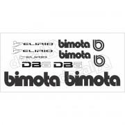 Adesivo Bimota Delirio Db6 Decalx