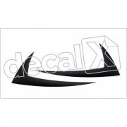 Adesivo Chevrolet Cruze Farol 3m Czf01