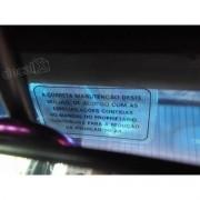 Adesivo Chevrolet Manutencao Opala Caravan Opl20