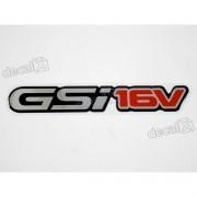 Adesivo Emblema Astra Gsi16v Resinado Asgsi01