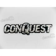 Adesivo Emblema Montana Conquest Resinado Mtcr01
