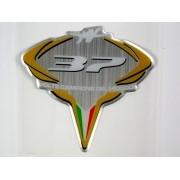 Adesivo Emblema Mv Agusta Resinado Agrs13