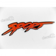 Adesivo Emblema Sport Astra Montana Resinado As02