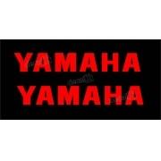 Adesivo Emblema Yamaha Xj6 Bengala Vermelho Xj6bg01
