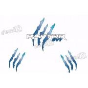 Adesivo Faixa Capo E Lateral Ford Ranger Raptor Ran103