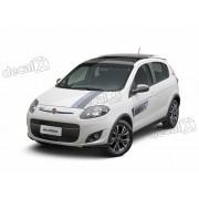Adesivo Faixa Capo Lateral Fiat Palio Sporting 2015 Plspt001