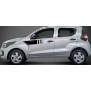 Adesivo Faixa Lateral Fiat Mobi Sporting Mob04