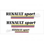 Adesivo Faixa Renault Sandero 3m Sdro40