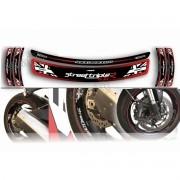 Adesivo Friso Refletivo Roda Moto Triumph Fri01 Decalx