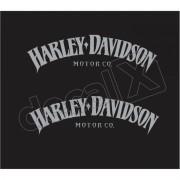 Adesivo Tanque Harley Davidson Custom adt005