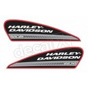 Adesivo Tanque Harley Davidson Sportster 883r Hdsxl003
