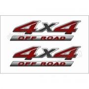 Adesivo Volkswagen Amarok 4x4 Off Road
