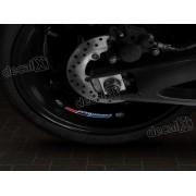 Adesivos Centro Roda Refletivo Moto Bmw Motorrad Rd4 Decalx