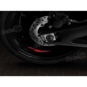 Adesivos Centro Roda Refletivo Moto Yamaha R1 Rd4