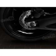 Adesivos Centro Roda Refletivo Moto Yamaha R6 Rd6