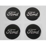 Adesivos Emblema Resinado Roda Ford 85mm Cl19