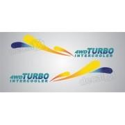 Adesivos Faixa Lateral Kia Sportage 4wd Intercooler