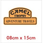 Emblema Adesivo Camel Jeep Willys Renegade Cherokee Ad25