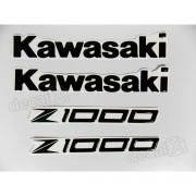 Emblema Adesivo Resinado Kawasaki Z1000 re36
