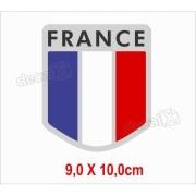 Emblema Resinado Citroen Escudo França Decalx