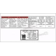 Etiqueta Adesivo Capa Corrente Suzuki Bandit 1200 1250 S1004