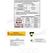 Kit Adesivo Etiquetas Motor Volkswagen Gol Gti