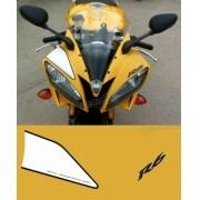 Kit Adesivo Faixa Bolha Yamaha R6 50 Anos R6017