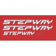 Kit Adesivo Faixa Renault Sandero Stepway 2014 Sdro62
