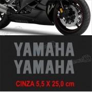 Kit Adesivo Faixa Spoiler Yamaha R6 R6001