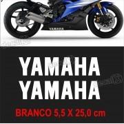 Kit Adesivo Faixa Spoiler Yamaha R6 R6003