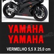 Kit Adesivo Faixa Spoiler Yamaha R6 R6005