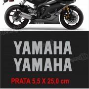 Kit Adesivo Faixa Spoiler Yamaha R6 R6006