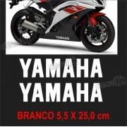 Kit Adesivo Faixa Spoiler Yamaha R6 R6009
