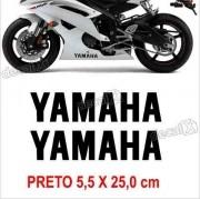 Kit Adesivo Faixa Spoiler Yamaha R6 R6011