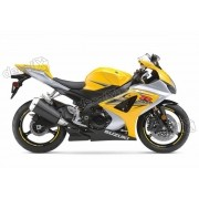 Kit Adesivo Friso Refletivo Roda Moto Suzuki Gsxr 1000 Fri50