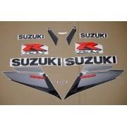 Kit Adesivo Suzuki Gsxr 1000 2003 Prata