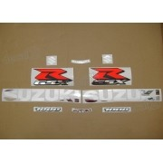 Kit Adesivo Suzuki Gsxr 1000 2004 Preta 10004pt