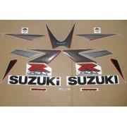 Kit Adesivo Suzuki Gsxr 1000 2006 Preta