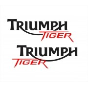 Kit Adesivo Triumph Tiger 800xc 800 Xc 2013 Prata Tg006