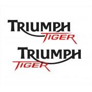 Kit Adesivo Triumph Tiger 800xc 800 Xc 2014 Prata Tg006